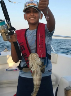 Fishing can be for all ages teaching children patience, determination, and hardwork