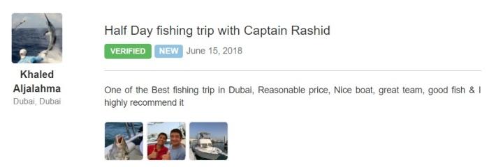 Fishing Booker June 15